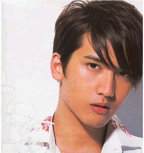 Asian Male Hairstyle
