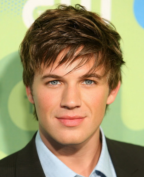 Layered Hairstyles Male Celebrity Latest Hairstyles for Men 2013
