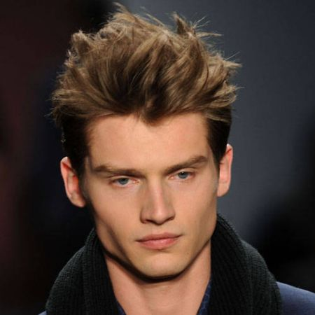Men Spike Hairstyle Best Hairstyles for Men