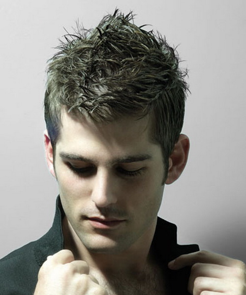 Men Stylish Hairstyles Male Hairstyles