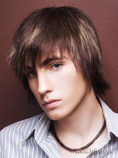 Straight Medium Length Hairstyles Medium Length Hairstyles for Men