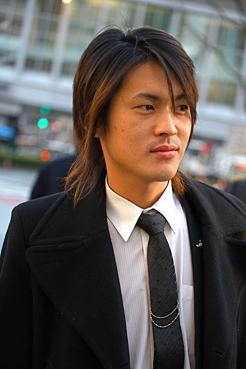 Asian Mens Long Hairstyles Long Hairstyles for Men