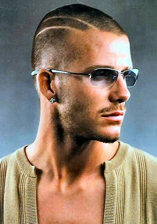 Bald Hairstyles 2013 Men Hairstyles for Thick Hair