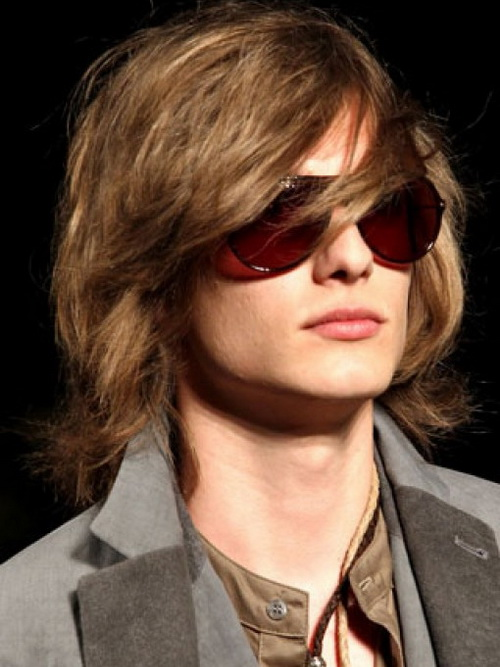 Blonde Long Hairstyles Men Long Hairstyles for Men