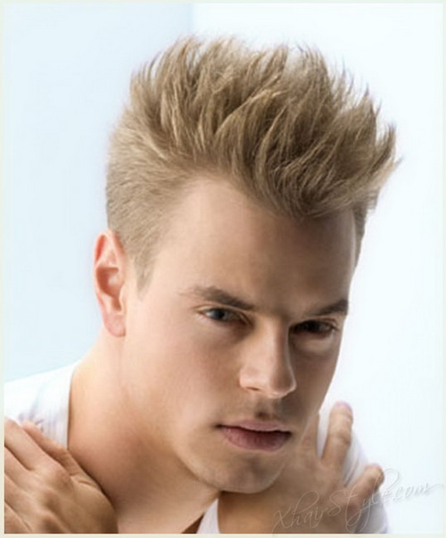 Fauxhawk Hairstyles Men New Hairstyles for Men