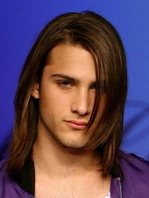 Hairstyles for Men With Long Hair Long Hairstyles for Men
