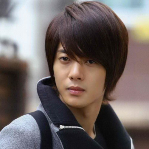 Korean Medium Hairstyles Korean Hairstyles for Men