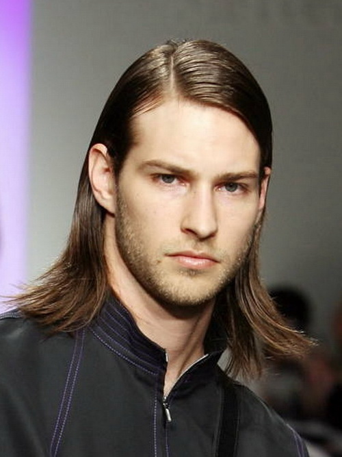 Hairstyles For Men With Straight Hair : Long Hairstyles for Men Men Hairstyles Mag Hairstyle Ideas for Men