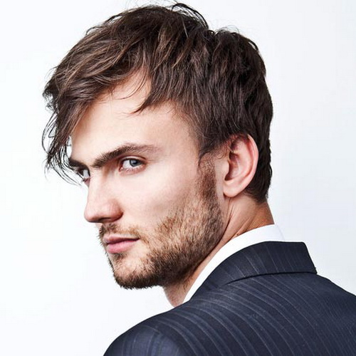 Men Hair Styles for Thin Hair Mens Hairstyles for Thin Hair