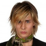 Men Layered Long Hairstyles 2013