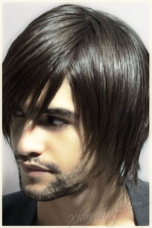 Straight Hairstyles Shaggy Shaggy Hairstyles for Men