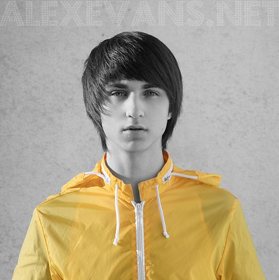 Alex Evans Emo Hairstyles Wear Your Attitude   Emo Hairstyles for Men