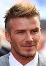 Popular Men Hairstyles Beckham Popular Hairstyles for Men 2013