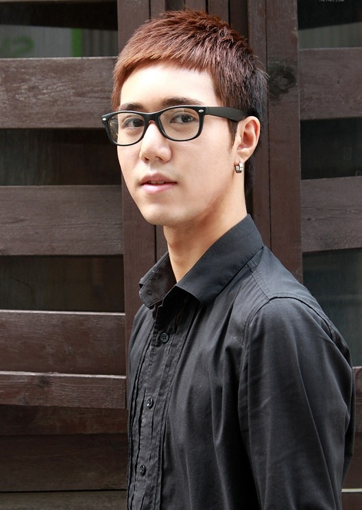 Popular Men Hairstyles Korean Popular Hairstyles for Men 2013