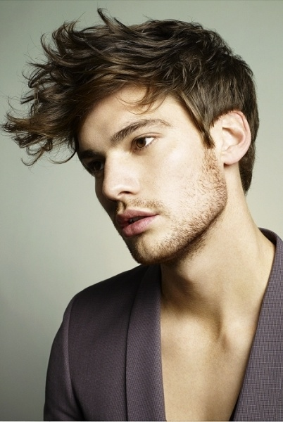 indie hairstyles for men5 Being Alternative   Indie Hairstyles for Men