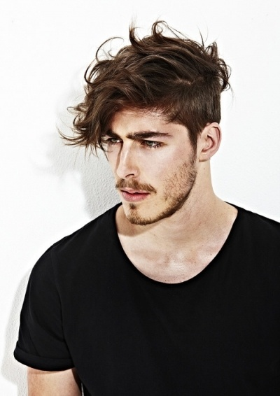 Cool Haircuts For Men6 Wear Your Attitude   Emo Hairstyles for Men