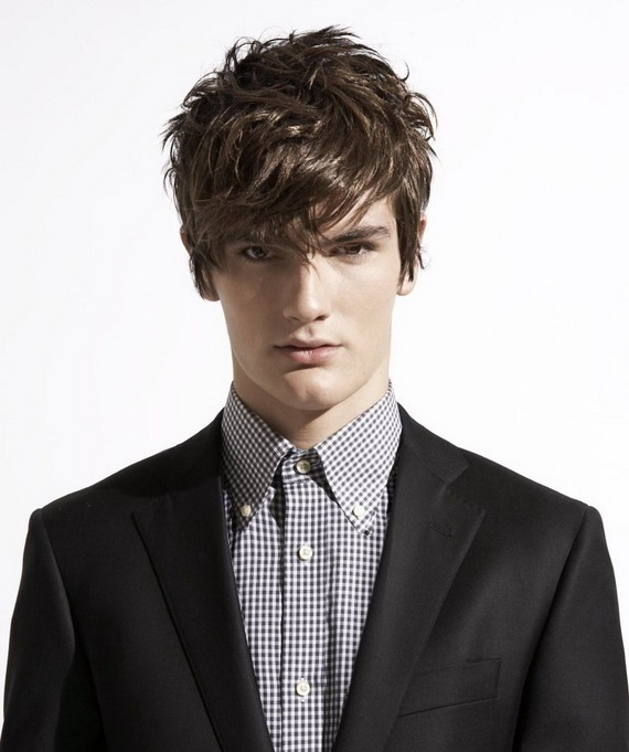 men bed head hairstyles2 2013 Bed Head Hairstyles for Men