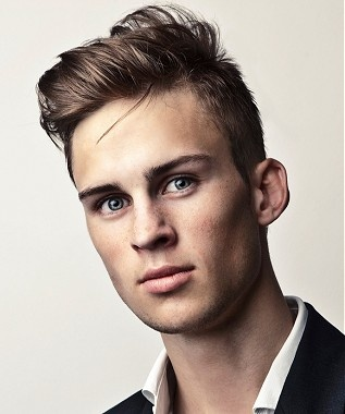 sleek hairstyles for men  men hairstyles mag  hairstyle