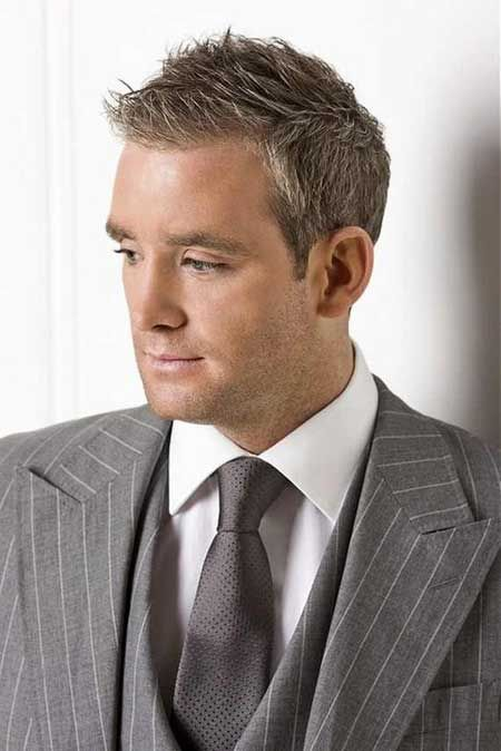 Business Hairstyles Men1 Popular Business Hairstyles For Men