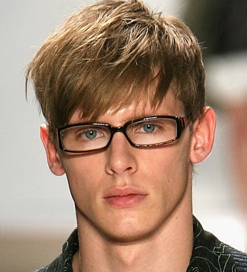 straight hairstyles men 4 Take a Stand With Your Straight Hair!