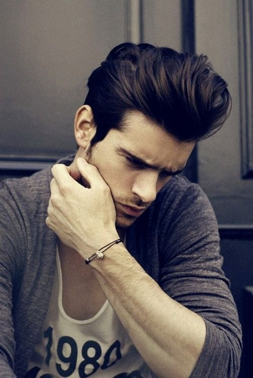 Modern Mens Hairstyles 6 How to choose a Modern Mens Hairstyle?