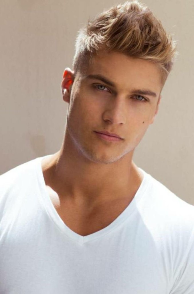 Men Blonde Hairstyles 3 678x1024 Beautiful Men Blonde Hairstyles Ideas