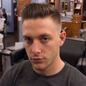 Men Tapered Haircuts 1 300x300 Clean and Simple Tapered Haircuts For Men
