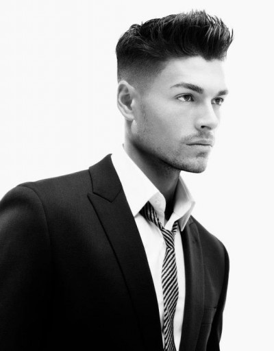 Men Tapered Haircuts 4 Clean and Simple Tapered Haircuts For Men