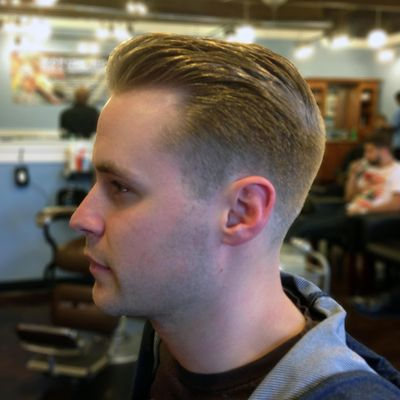 Men Tapered Haircuts 5 Clean and Simple Tapered Haircuts For Men
