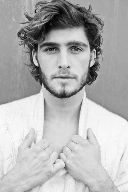 Curly Haired Man 1 Best Cuts For Curly Hair   The Dream Look For Any Curly Haired Man