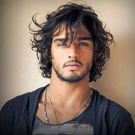 Curly Haired Man 3 Top Hispanic Hairstyles For Men