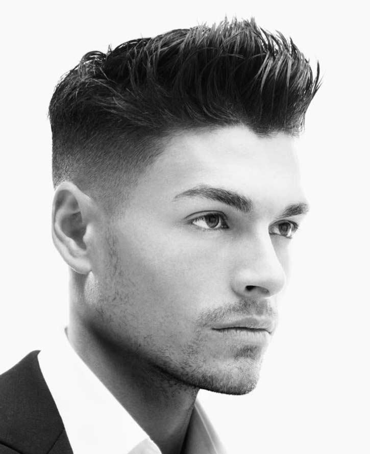 Mens Fade Hairstyles 1 Want To Look More Handsome Than You Actually Are? Wear Mens Fade Hairstyles