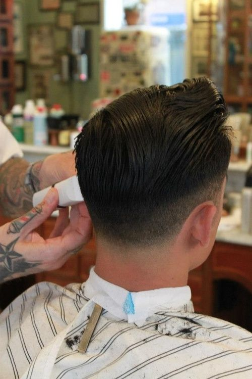 Mens Fade Hairstyles 3 Want To Look More Handsome Than You Actually Are? Wear Mens Fade Hairstyles