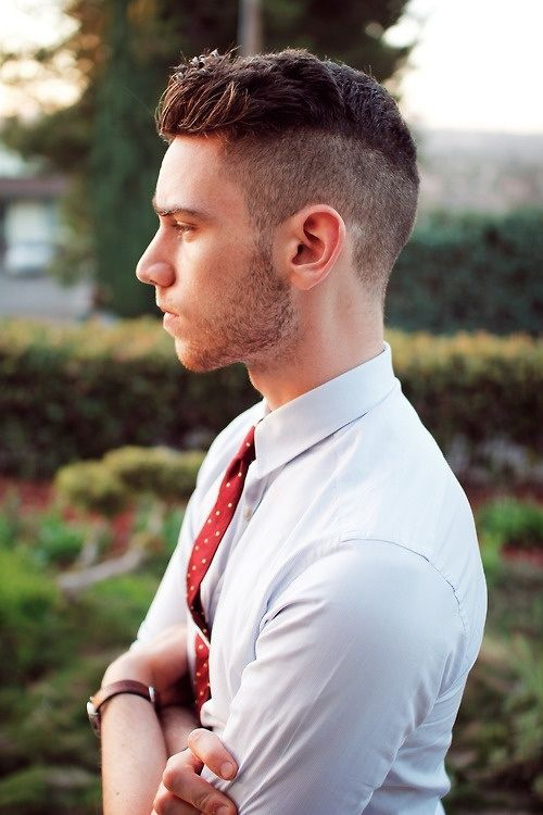 Mens Fade Hairstyles 6 Want To Look More Handsome Than You Actually Are? Wear Mens Fade Hairstyles